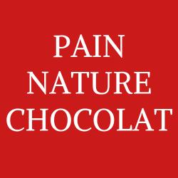 Pain Nature Chocolat